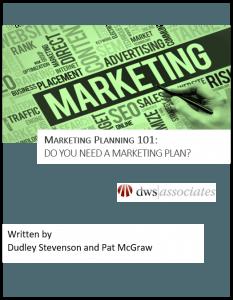 Marketing Planning White Paper
