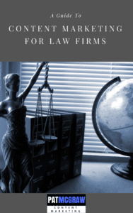 Content Marketing Guide Law Firms